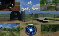 "Скачать карту ""Old Family Farm"" для игры  Farming / Landwirtschafts Simulator 2011"