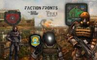 "Мод ""Faction Fronts Clear Sky"" для Stalker Чистое Небо"