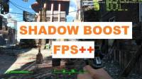 "Мод ""Shadow Boost"" для игры Fallout 4"