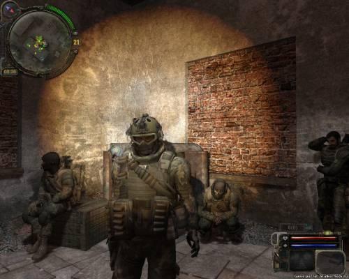 скачать игру сталкер зов припяти диверсант через торрент бесплатно - фото 3