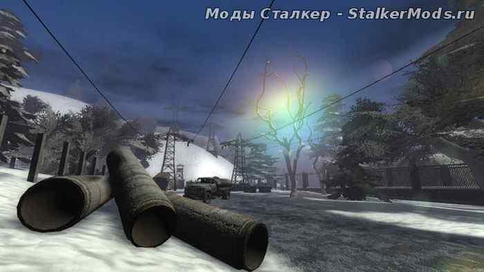 Скачать Сталкер Холодная Кровь Мод - фото 10