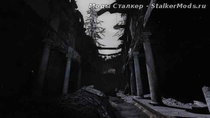 Скачать Сталкер Холодная Кровь Мод - фото 11