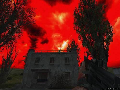 Скачать мод Inferno 3.0 + Исполнитель Желаний для игры Сталкер