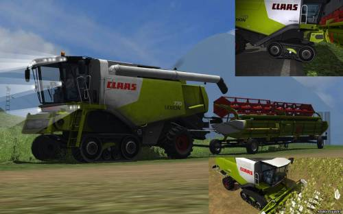 Farming Simulator 2011 Онлайн